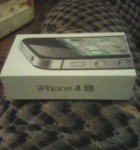 Коробка для айфона 4s