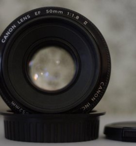 Canon ef 50mm f 1.8 ll