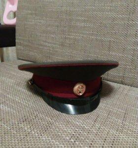 Фуражка для военнослужащих