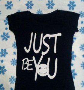Продам новые футболки!)
