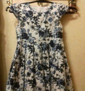 Платье 116р