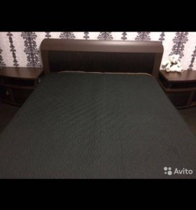 Гарнитур спальный LAZURIT