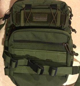 Однолямочный рюкзак Kiwidition Matangi
