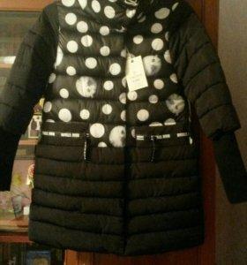 Женская куртка(весна - осень)