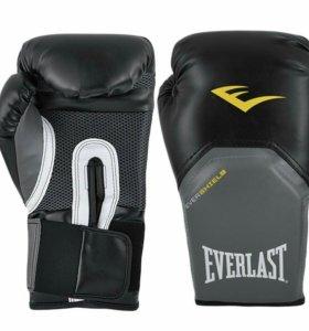Боксерские перчатки Everlasr PRO Style elite 16oz
