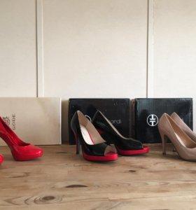 Женские туфли, размер 36