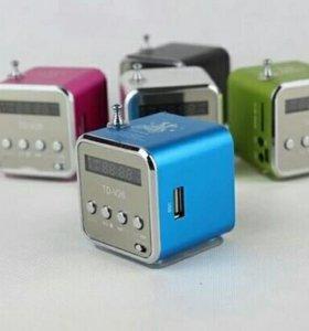 Музыкальные колонки MP3 TD-V26