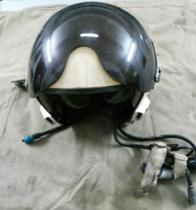 ЗШ. Шлем лётный.