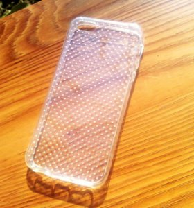 Силиконовый чехол Iphone 5/5s (новый)