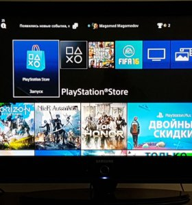 PlayStation 4. 9 ИГР