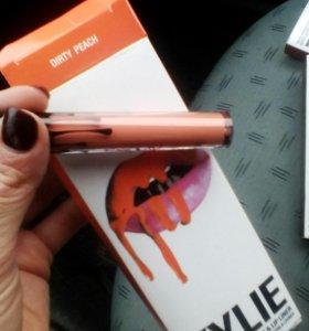 Матовая помада + карандаш