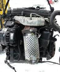 Двигатель Ситроен С 5