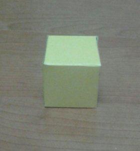 Бумажный блок майнкрафт