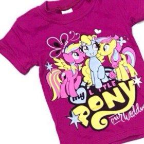 Новые футболка