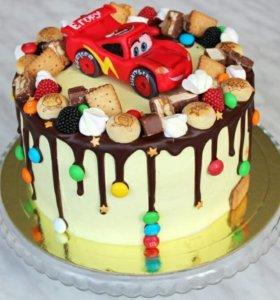Торты и кексы