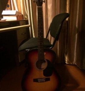 Гитара Guitarland w-309sb