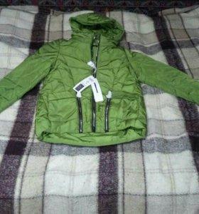 Новая деми куртка