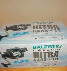 Катушка мультипликаторная BALZER - Hitra 6400 LC