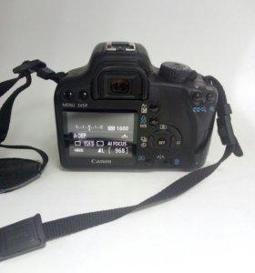 Цифровой ф/а canon 1000D