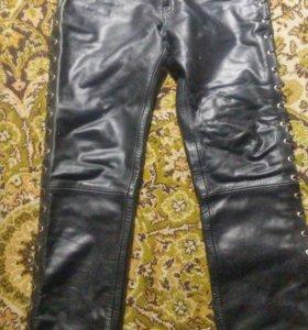 Байкерские штаны