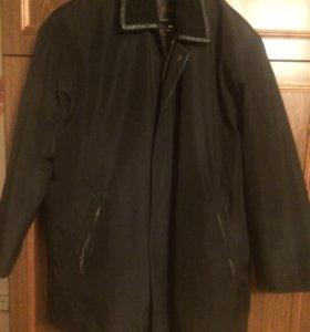 Дубленка,куртка мужские