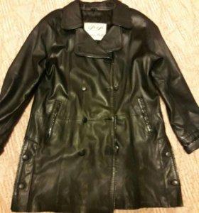 Куртка натуральная кожа 52-54р.