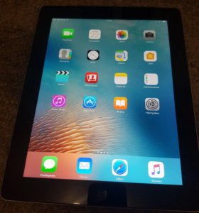 Продам iPad 4 32 Гб, 4G