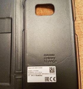Чехол Samsung s7 edge оригинал