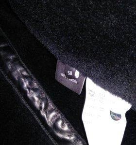 Кожаная куртка (зима)
