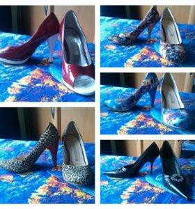 Продам новые туфли(все в описании)