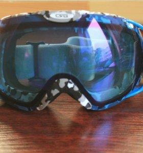 Горнолыжная маска, сноуборд
