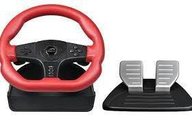 Игровой руль speedlink + педали