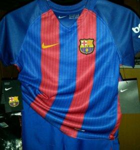 Nike FCB Barca. 100% Original. футбольная форма.
