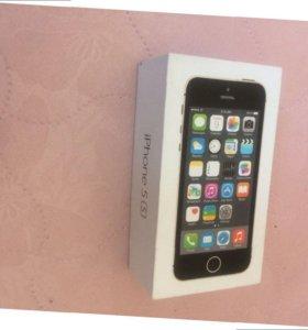 Apple Айфон 5S Space Gray Оригинальный новый