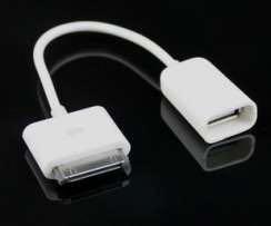 USB HOST OTG кабель переходник для IPAD