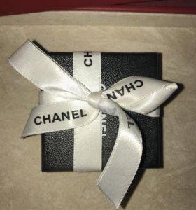 Серьги Chanel