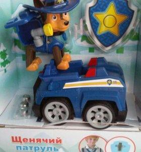 ГОНЩИК ( ЧЕЙЗ )+ машина!