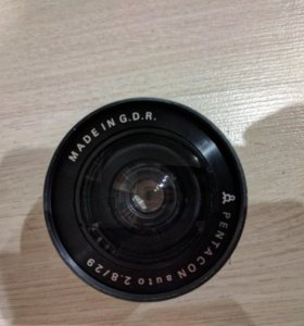 Pentacon 29 mm 2.8