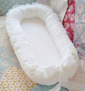 Пошив гнездышка для новорождённых