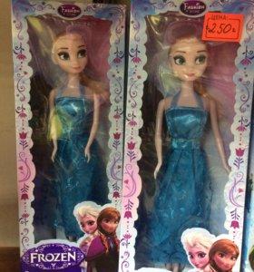 Elza Frozen girl