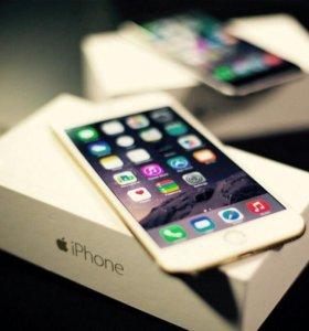Iphone 6 16/64 gb Gold