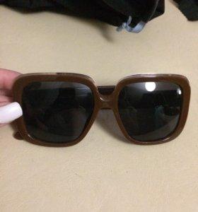 очки Zara солнцезащитные