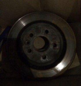 Тормозные диски Volvo XC60