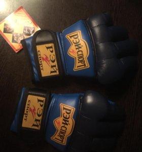 Перчатки краги для армейского рукопашного боя