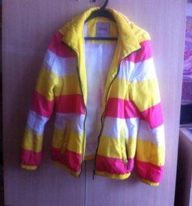 Куртка весна-осень 46 разм.