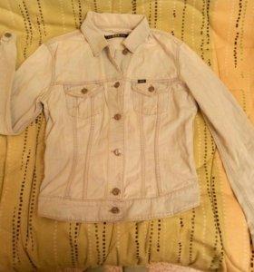 Джинсовая куртка / джинсовая рубашка