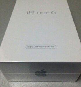 Iphone 6 16/64Gb Silver