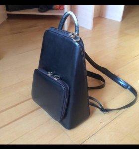 Рюкзак чёрный женский