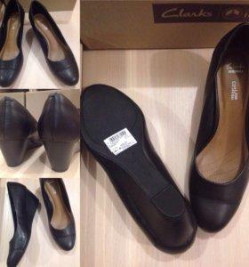 Новые туфли Clarks
