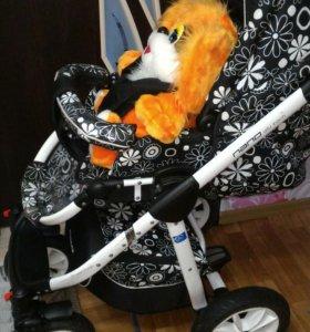 Детская коляска riko nano 2в1